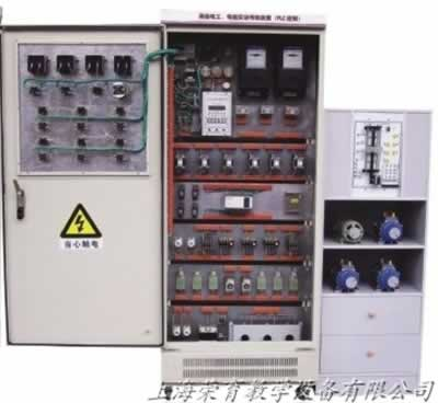 四,高级电工电拖实训考核柜实训操作项目:  1,触摸开关控制白炽灯电路