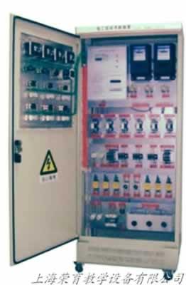 四,初级电工电拖实训考核柜实训操作项目:  1,单相起动停止控制电路