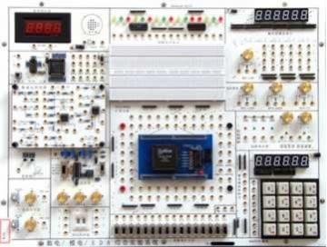 try-sae数电模电eda综合实验系统-电工单片机微机通信