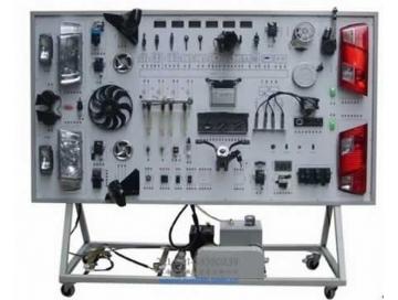桑塔纳2000型全车电器实训台-汽车故障实训考核设备